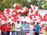 Walkathon at KBR Park