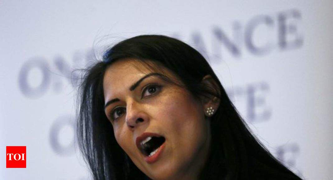 UK's Indian-origin minister Priti Patel embroiled in ...
