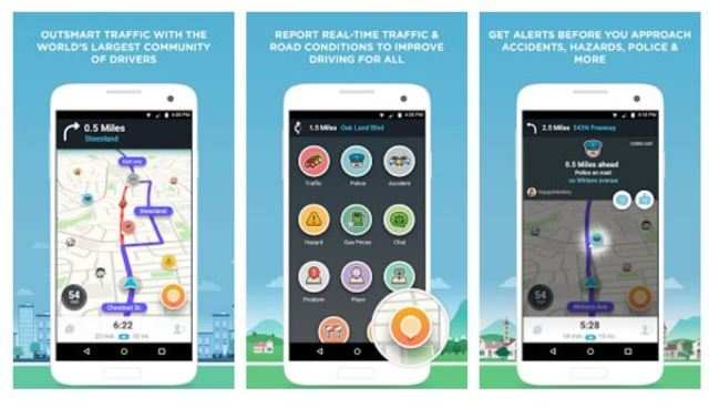 Traffic navigation app Waze rolls update for Android users