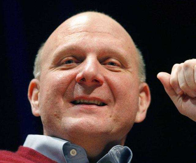 <p>Steve Ballmer is the former CEO of Microsoft.</p><p><br><br> 35<br>Net worth: $21.5 billion<br>Age: 58</p>