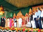 Aditya Yadav ties the knot