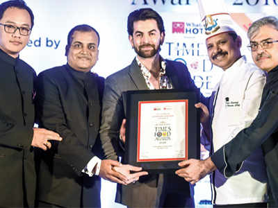 Mumbai's best take the cake at the food Oscars