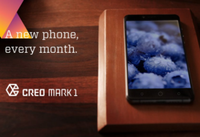 India-made Creo Mark 1 smartphone promises a new feature every month