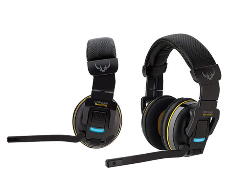 249ed626561 Corsair Vengeance H2100 wireless gaming headset review   Gadgets Now