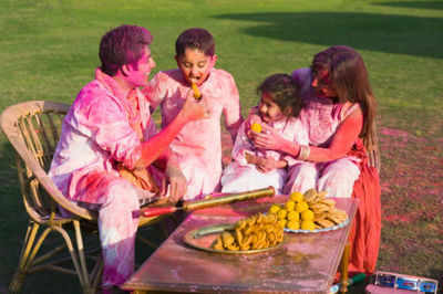 Holi 2017: Quick food hacks for last minute party