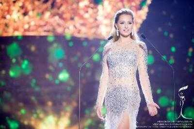 Miss Claire Elizabeth Parker, Miss Grand International 2015