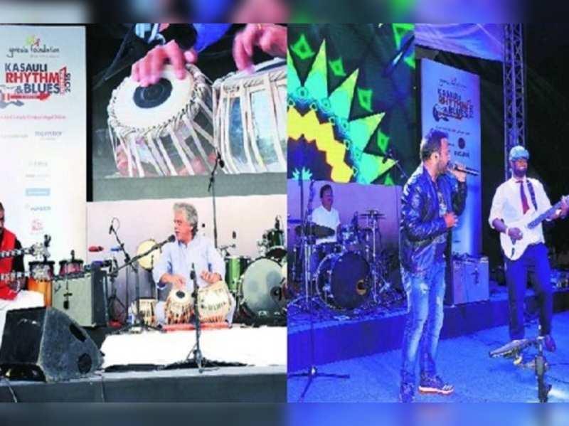 Kasauli's Rhythm and Blues Festival kicks off 5th edition