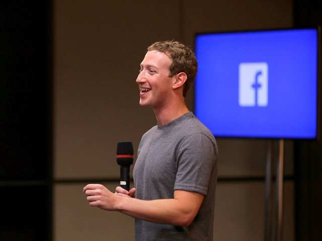 How Facebook picks questions for CEO Mark Zuckerberg's