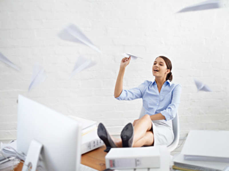 How you're killing your productivity (Getty Images)
