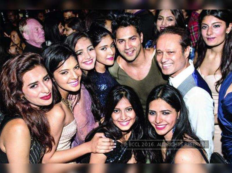 The Miss India 2016 Pre Finale Party Held At Trilogy Club In Mumbai Events Movie News Times Of India