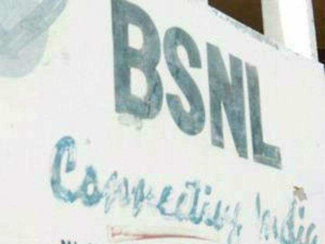 BSNL suffered a loss of Rs 132.79 crore in 2012-13 for the telecom service.