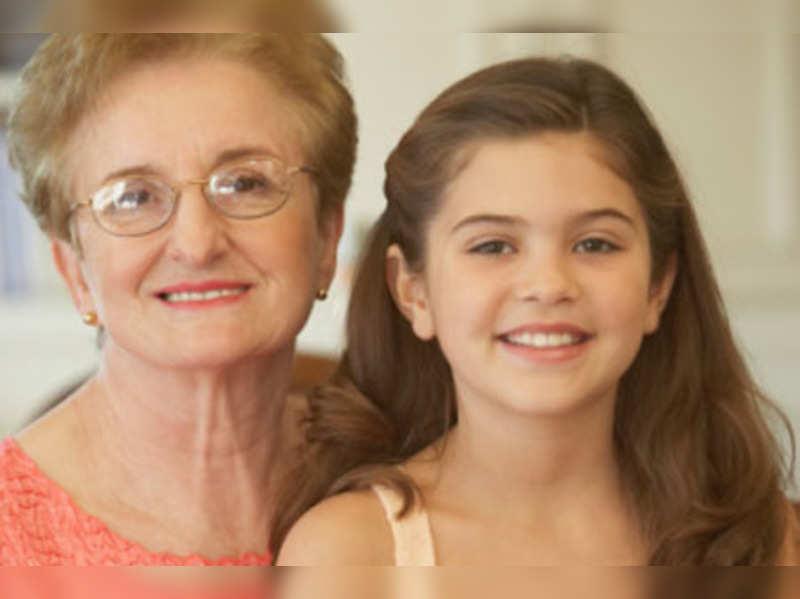 Grandmas help girls live longer, but not boys (Getty Images)