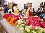 Kamla Advani's Funeral
