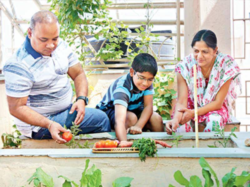 Kolhapur opts for healthy, self grown, organic foods
