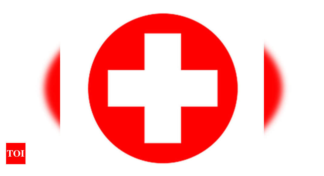 New Logo For Doctors And Ambulances In The Offing India News Times Of India