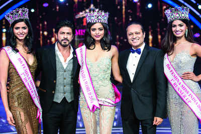 Dreams come true at the Miss India Grand Finale
