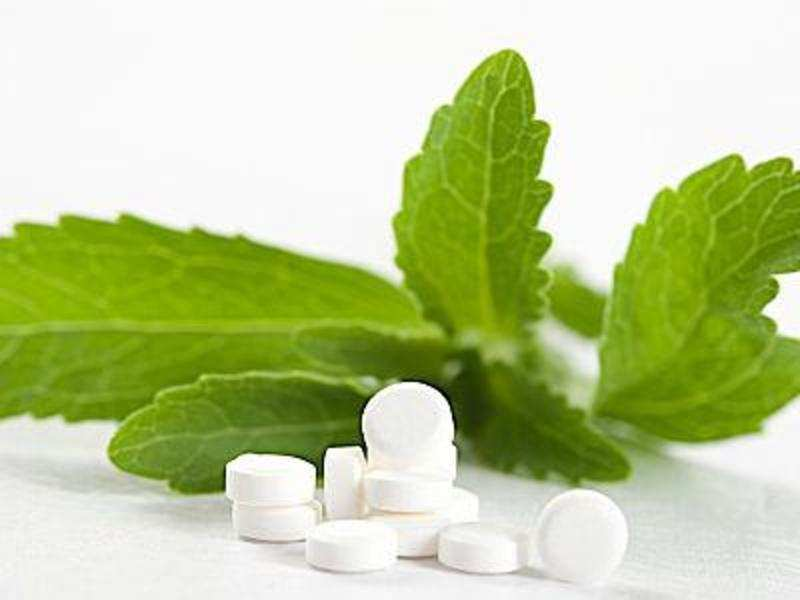 Is stevia the safest sugar substitute? (Getty Images)