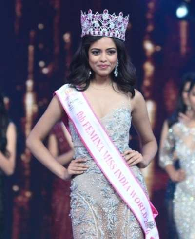 fbb Femina Miss India 2016, Priyadarshini Chatterjee