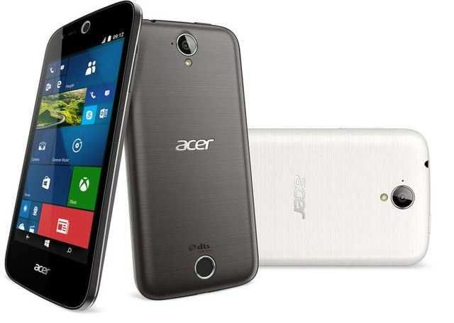 Acer Liquid M330 smartphone.