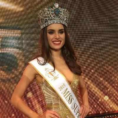 Stephania Vazquez Stegman graces SPA Prestige Awards 2016