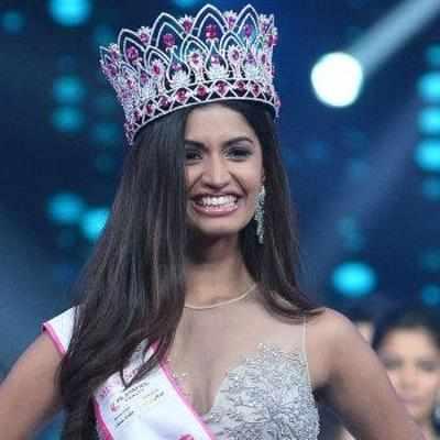 fbb Femina Miss India 2016 1st runner up Sushruthi Krishna