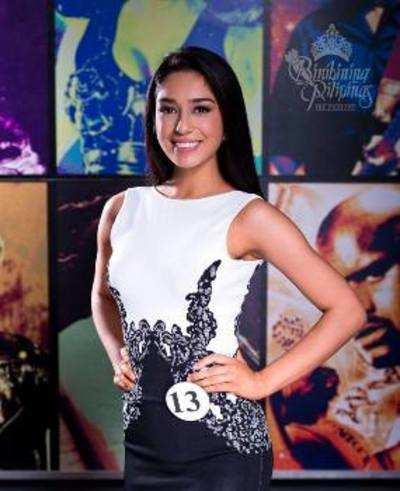 Joanna Deapera Eden is Miss Supranational Philippines 2016
