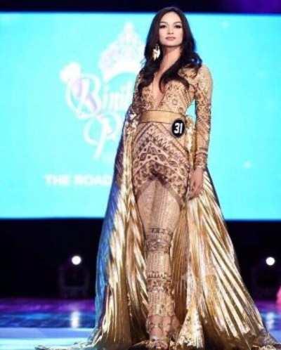 Kylie Verzo is Miss International Philippines 2016