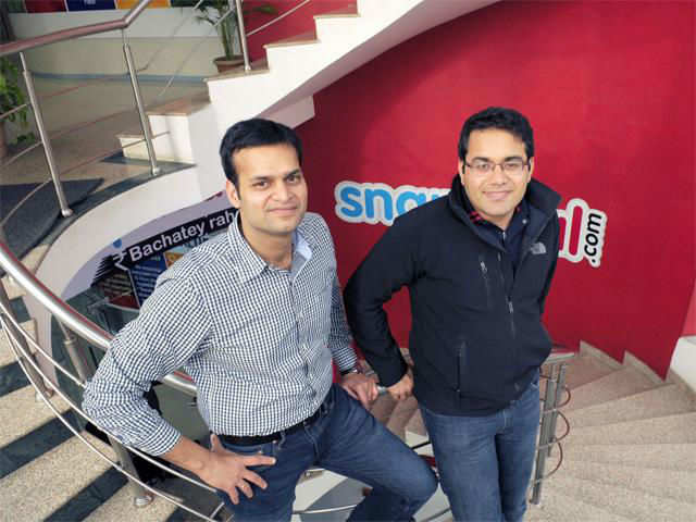 Snapdeal partners IIT Delhi to sell smart-canes online