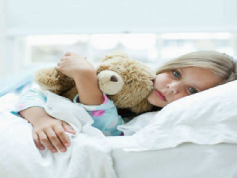 Kids today have worse health than in past: Poll