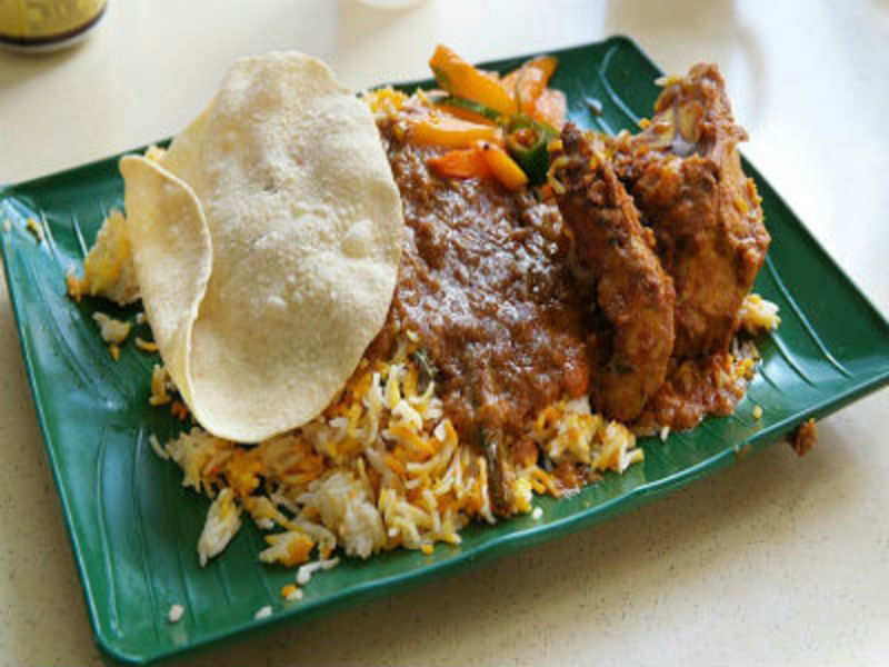 Watch Out That Biryani May Gnaw Away At Your Liver Times Of India