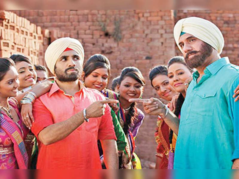 Santa Banta running in Punjab, but 'too risky' for Delhi theatres