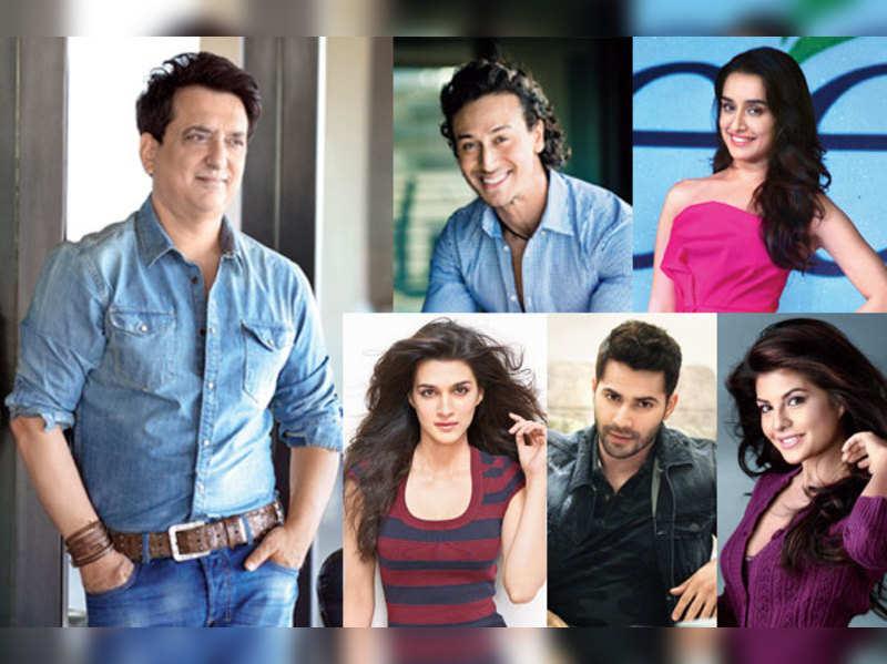 Gen-Next actors bowled over by Sajid Nadiadwala's vision