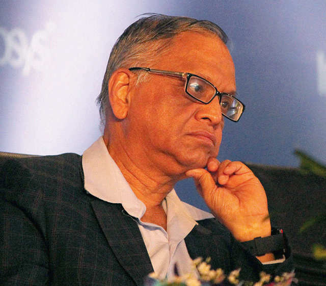 Narayana Murthy to 'hunt' his friends in US