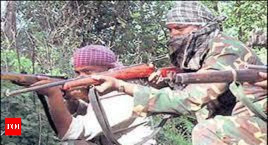 No Nexus Between Naxals Isis Mha India News Times Of India