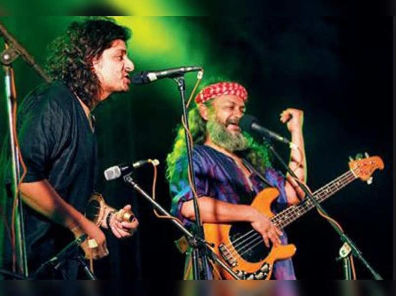 Indian Ocean performs in Cairo