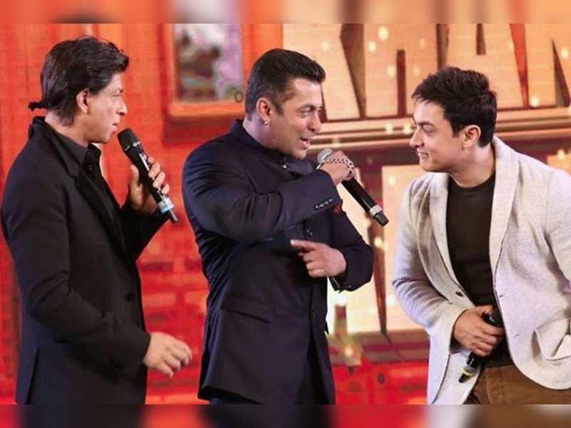 Narendra Modi to bring Shah Rukh Khan, Salman Khan and Aamir Khan