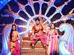 Chakravartin Ashoka Samrat: On the sets