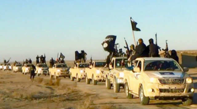ISIS developing Google-style driverless cars