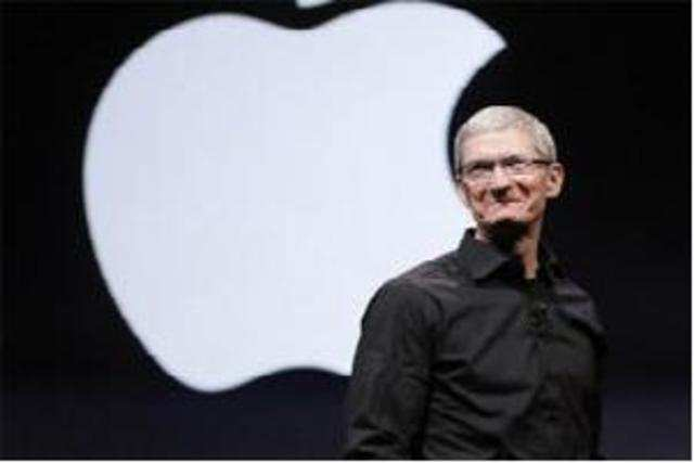 "Apple sees a ""huge market potential"" for its products in India and the technology giant is ""really putting energy"" in the country which will begin rolling out high-speed wireless networks this year, CEO Tim Cook said."