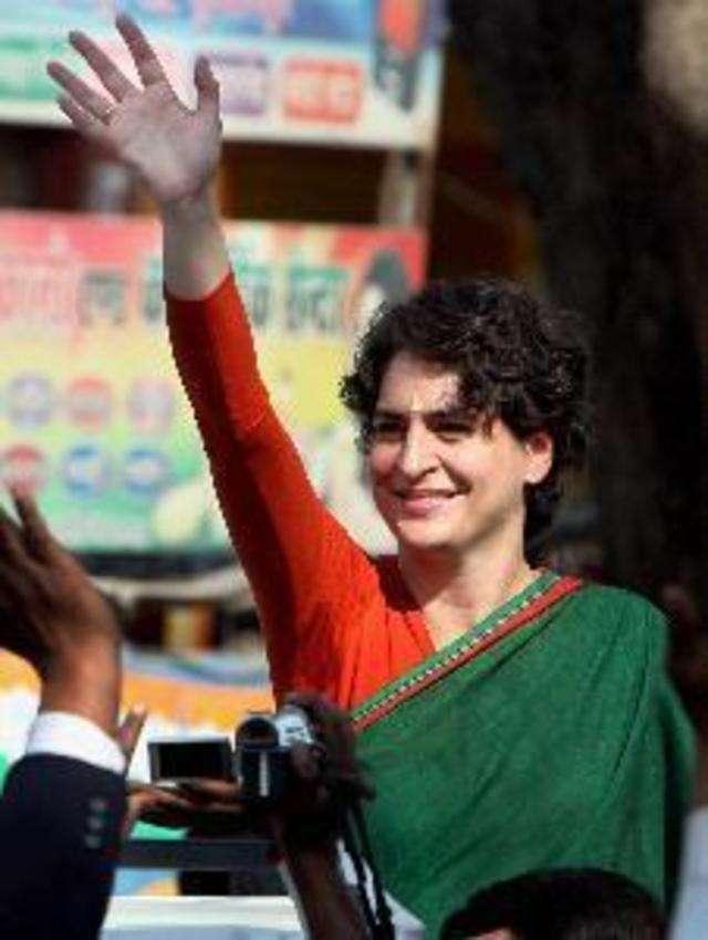 Priyanka Vadra.