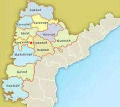 Telangana's date with new districts | Hyderabad News - Times of India