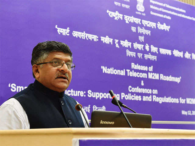 India has tools to tackle iPhone encryption: Ravi Shankar Prasad