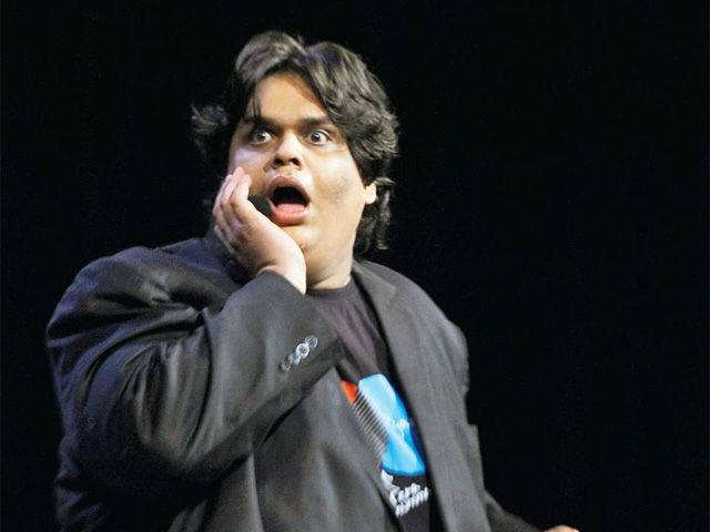 The Mumbai boy figured out his comedic talent early on and since 2009 has been playing the circuit.