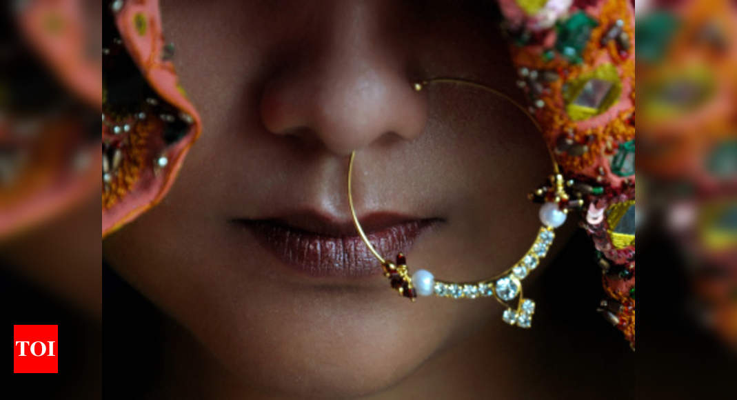 Nose Rings To Suit Your Face Type Times Of India