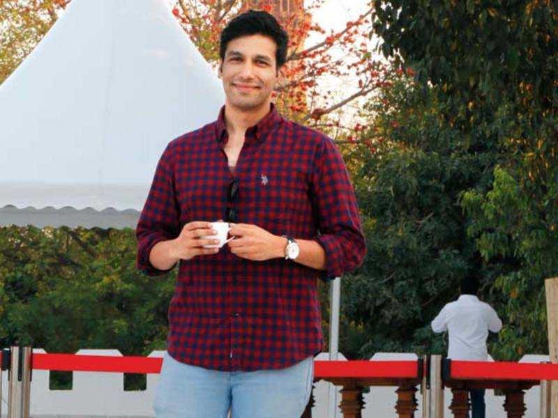 Kanan Gill in Delhi (BCCL/Ajay Kumar Gautam)