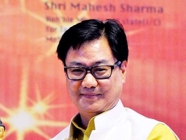 Map law won't hurt tech firms, but companies like Google will have to depict maps correctly: Kiren Rijiju