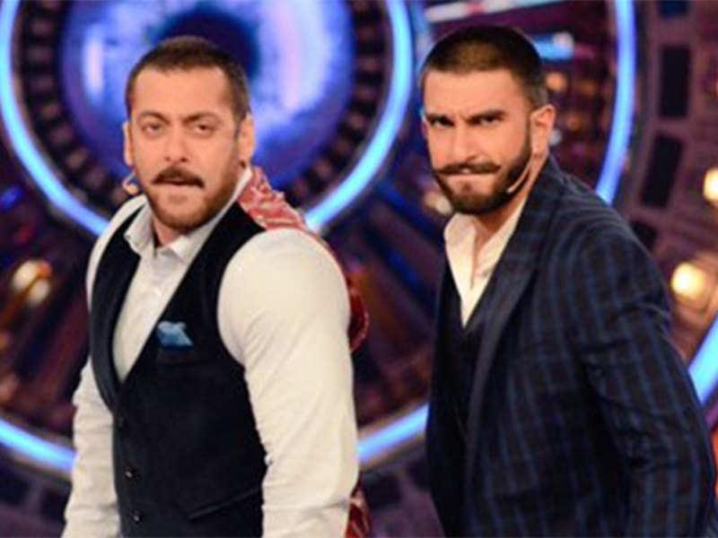 Ranveer, Salman in 'Dhoom Reloaded'