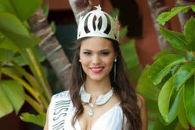 Federica Ferro is Miss Spain International 2016