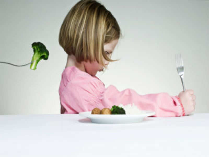 Are you turning your child into a fussy eater?