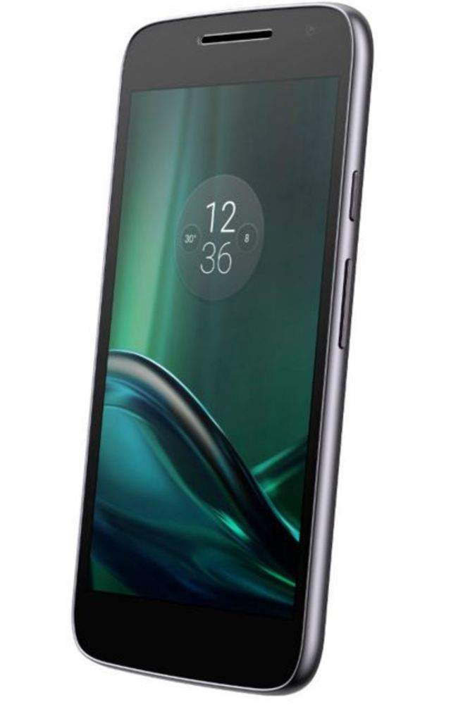 Motorola Moto G4 Play smartphone